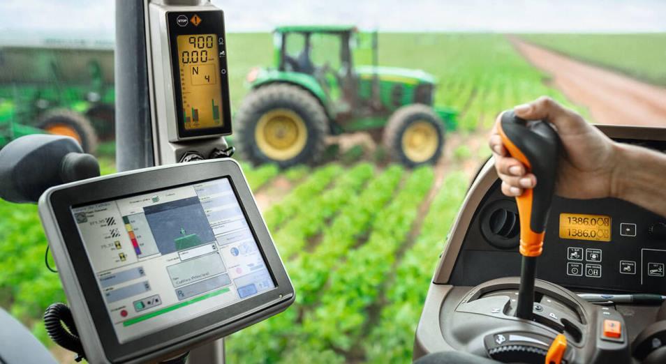 Цифровые технологии в агробизнесе