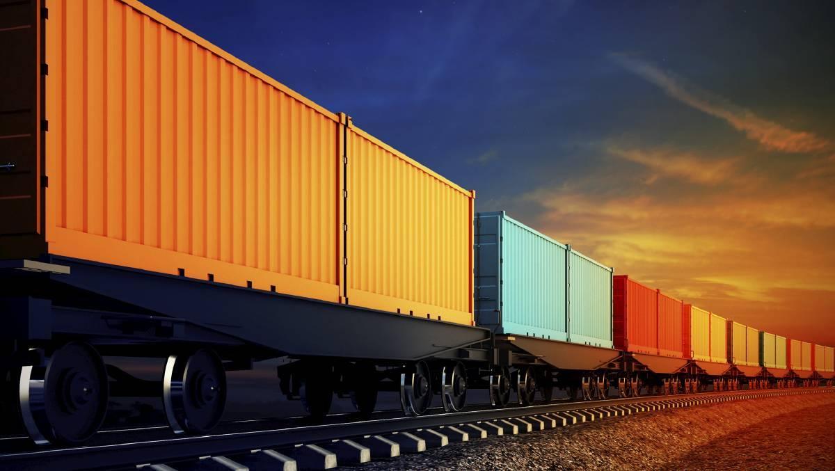 Количество контейнерных поездов по маршруту Китай – Европа через Казахстан в 2019 году выросло на 5%