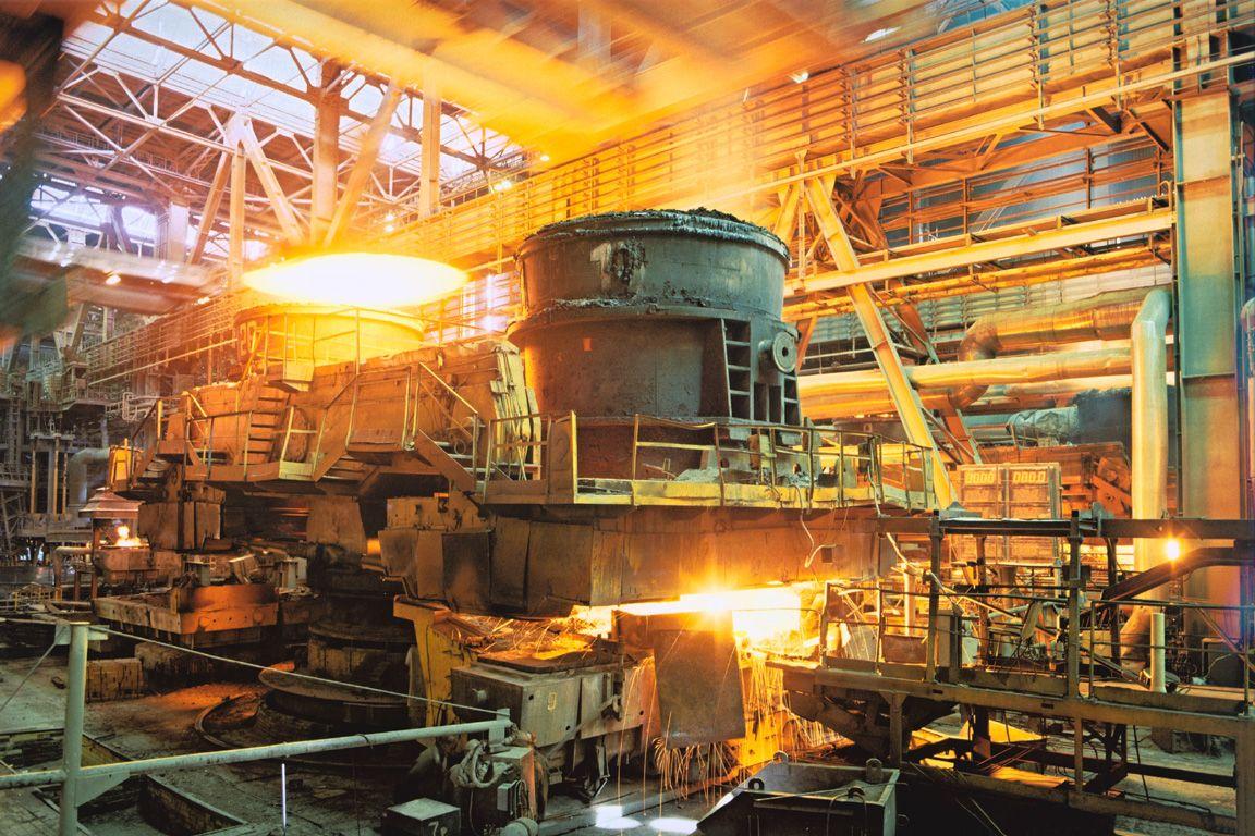 Новый газоочистный комплекс строится на Аксуском заводе ферросплавов