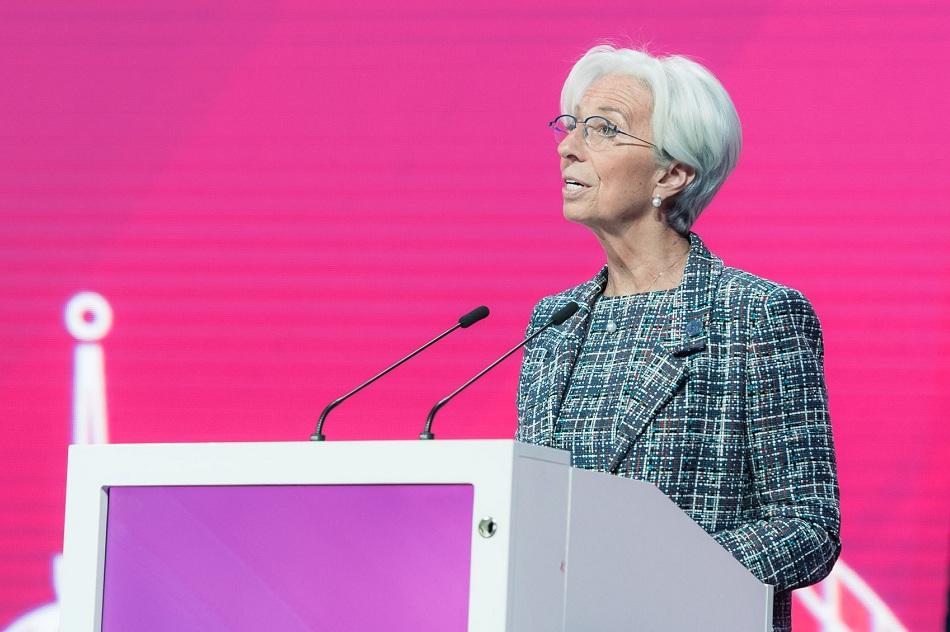 Кристин Лагард на АЭФ затронула проблемы финансового сектора Казахстана
