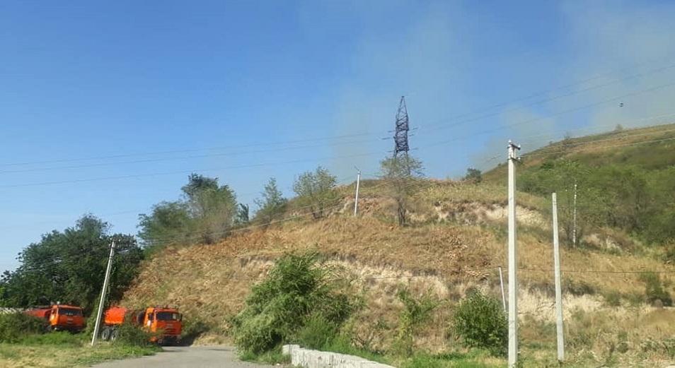 Кок-Тобе: краткие итоги трех пожаров