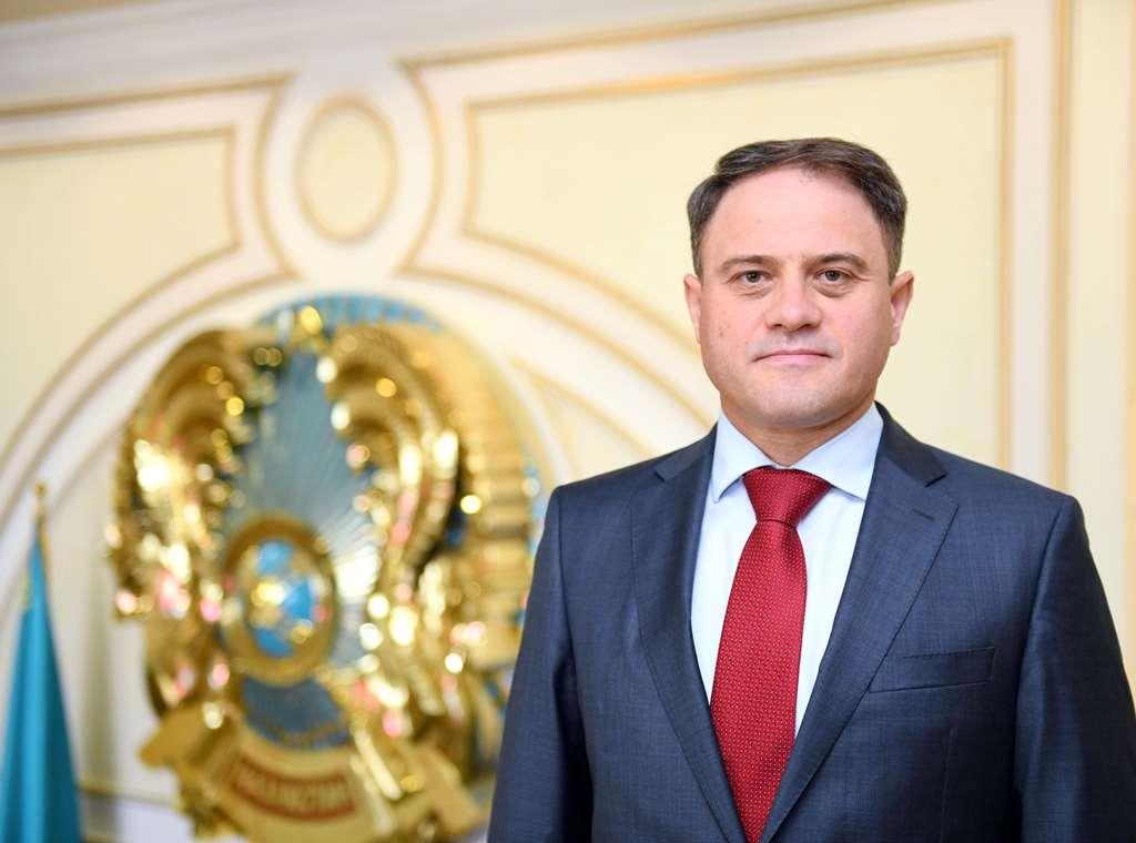 Замминистра иностранных дел Казахстана Василенко отправили послом в Словакию