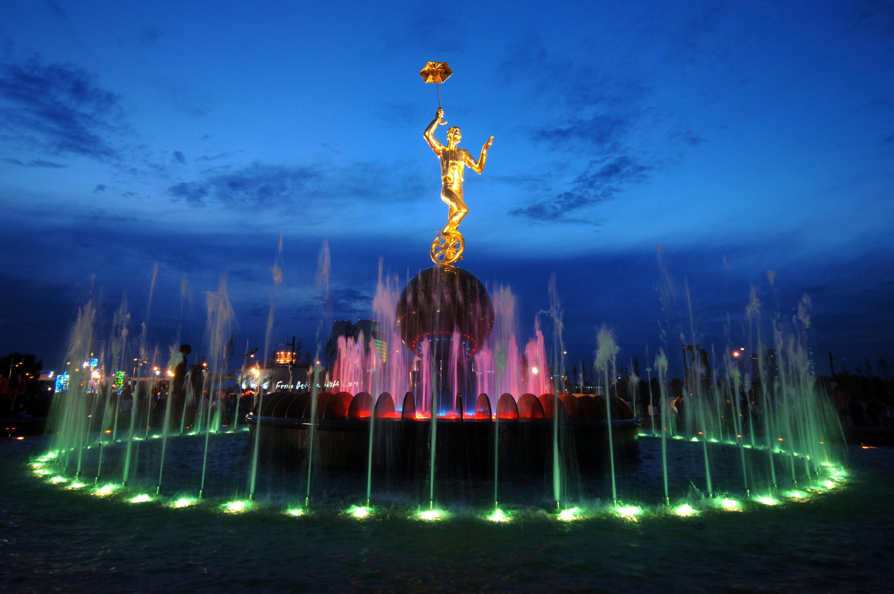 Названы самые романтичные города СНГ: Астана вошла в пятерку