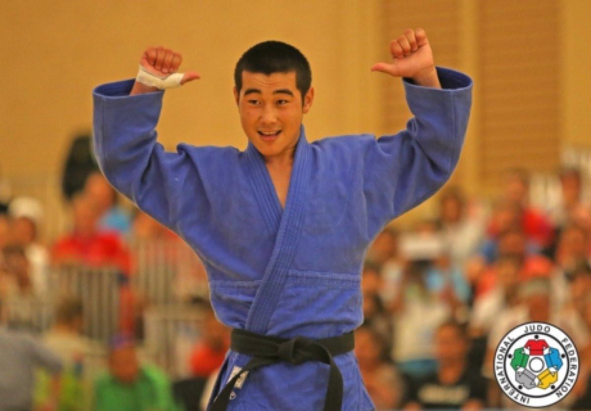 Две медали завоевали казахстанские дзюдоисты на Кубке Европы в Италии
