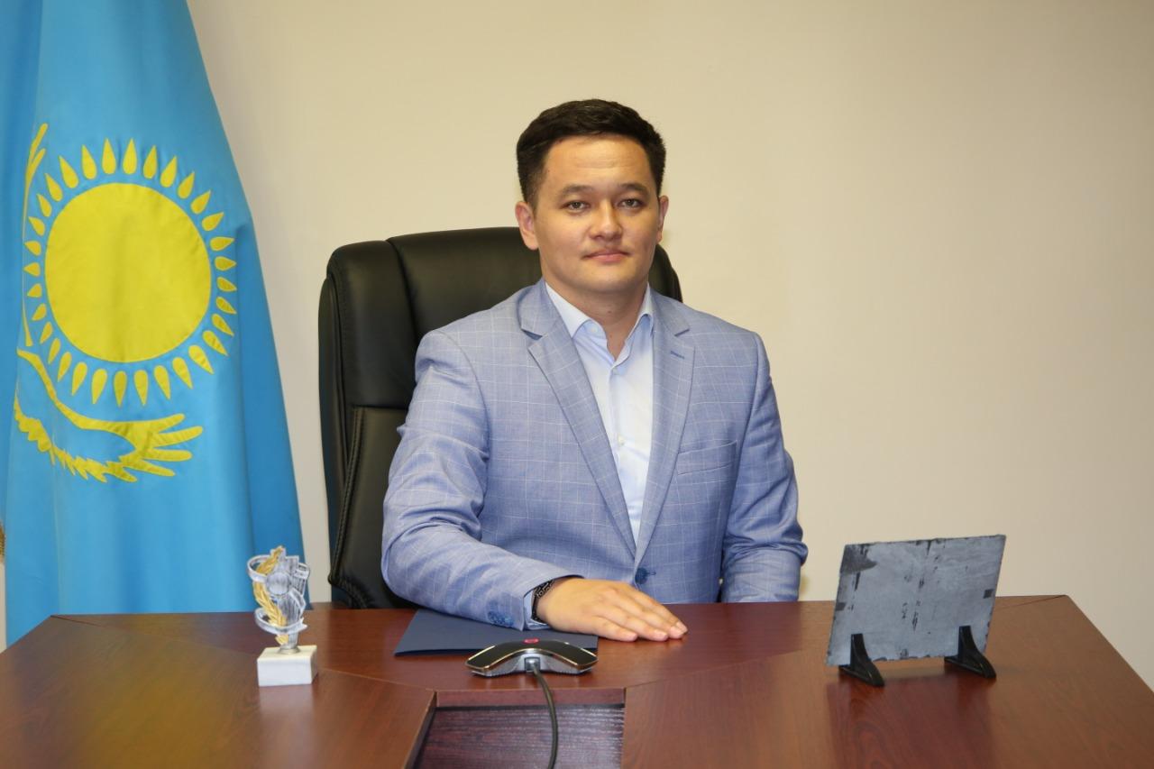 Олжас Сайлаубекулы назначен руководителем пресс-службы акима жамбылской области