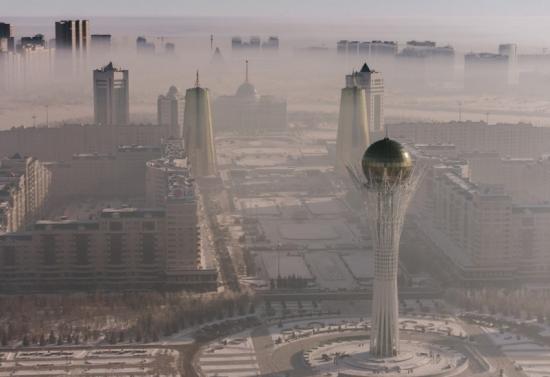 Астанада ауаның ластану көрсеткіші қауіпті деңгейге жетті