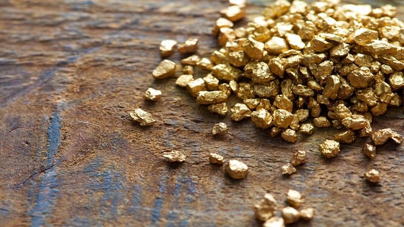В Казахстане выпуск золота вырос на 16%