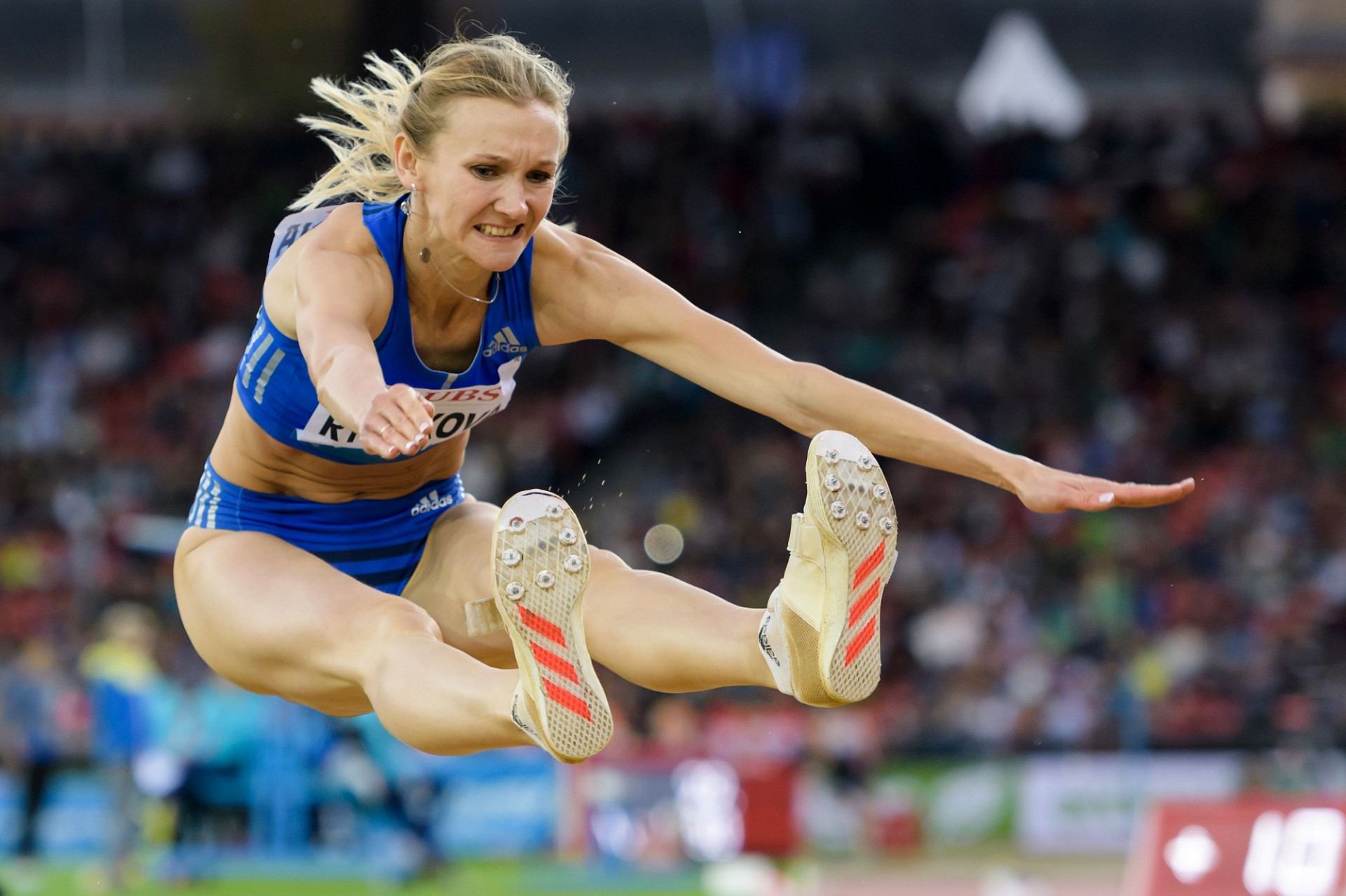 Ольга Рыпакова примет участие в легкоатлетической «Бриллиантовой лиге»
