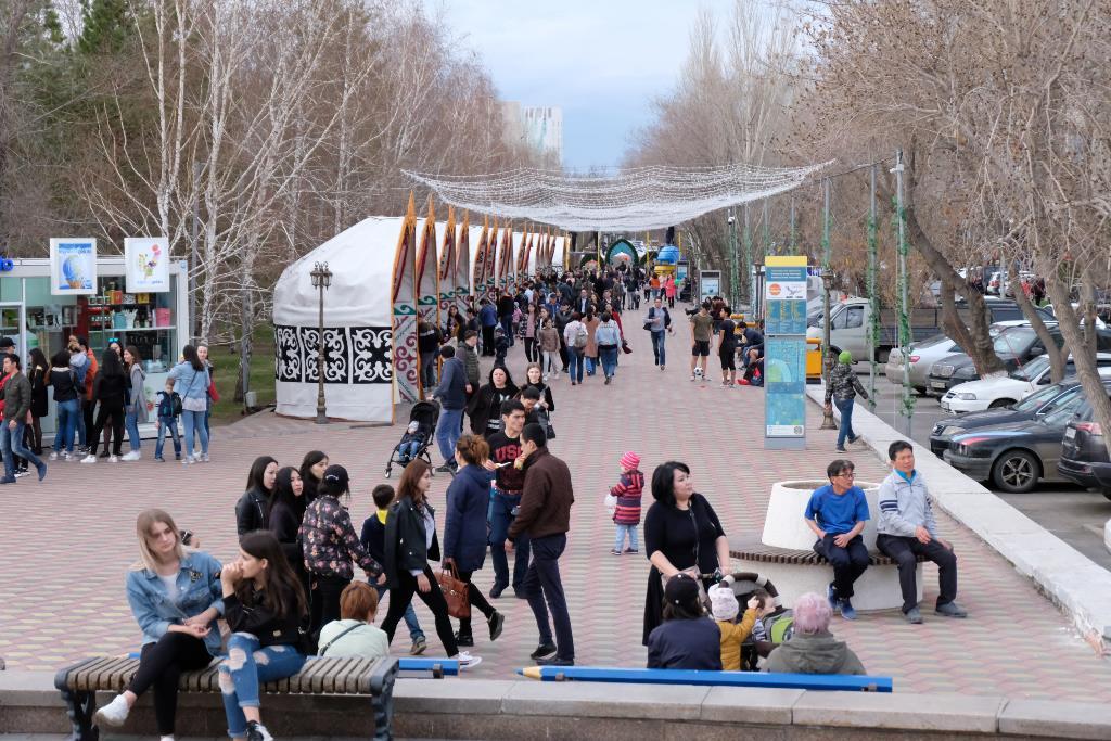 Население Казахстана к 2050 году превысит 24 млн человек