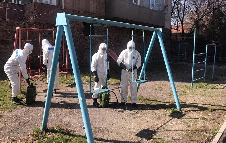 Атырау облысында карантин режимі ұзартылады