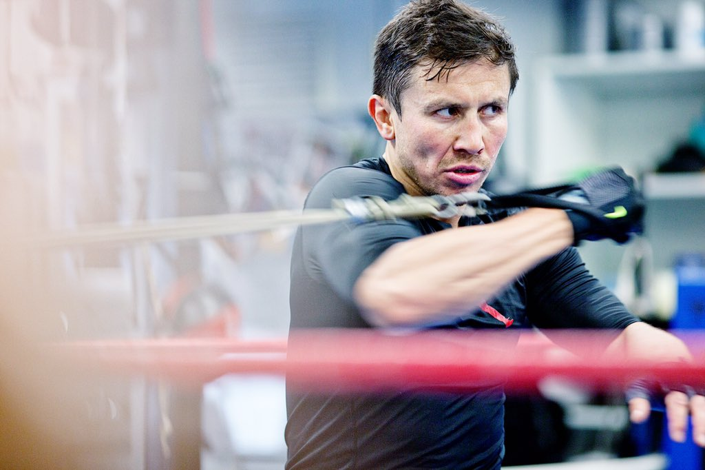 Головкин согласился на условия боя за титул чемпиона мира