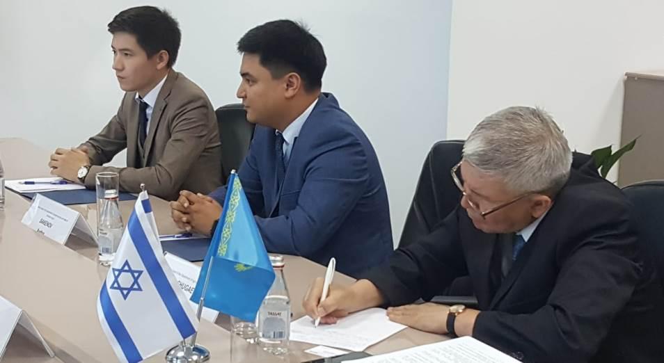 Израиль намерен наладить сотрудничество с Павлодарской областью