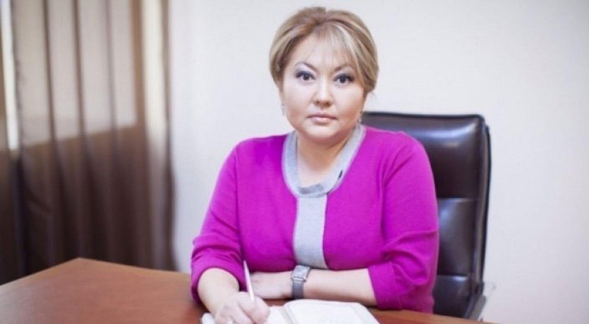 АДГСПК проводит расследование в отношении вице-министра образования и науки Эльмиры Суханбердиевой