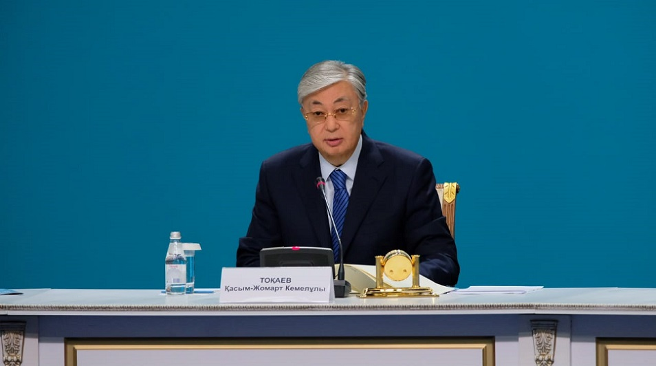 Касым-Жомарт Токаев подписал ратификацию протокола по упрощенному порядку таможенного оформления для стран СНГ