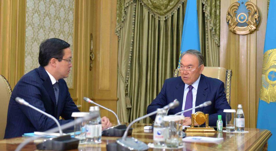 Назарбаев – Акишеву: «Головой отвечаешь»