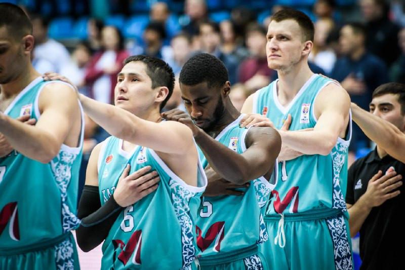 Мужская команда РК по баскетболу уступила в последнем матче отбора на ЧМ-2019