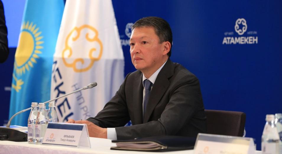 60% бизнеса держится «на плаву» – Тимур Кулибаев о необходимости поддержки предпринимателей