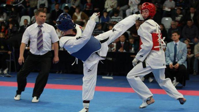 В Усть-Каменогорске завершился чемпионат РК по таеквондо среди кадетов