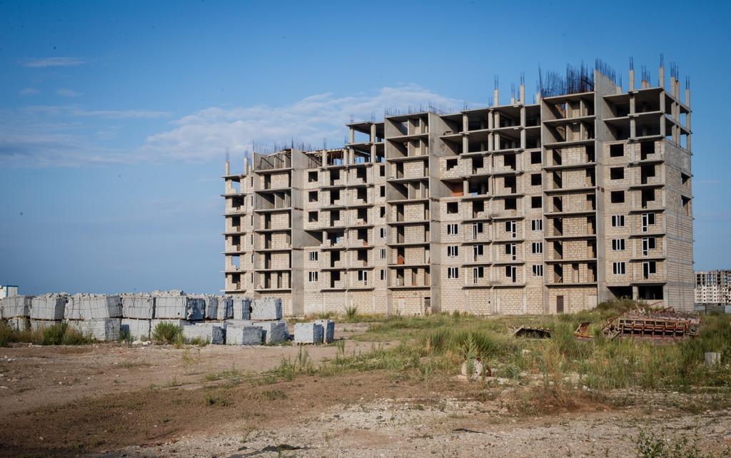 В Нур-Султане дольщики приобрели квартиры на несуществующих этажах