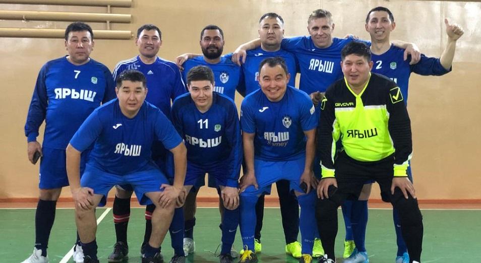 В Семее прошел футзальный турнир памяти Абая