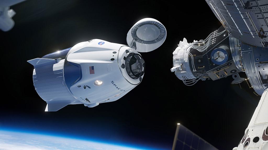 """Американский """"грузовик"""" Cargo Dragon состыковался с МКС – NASA"""