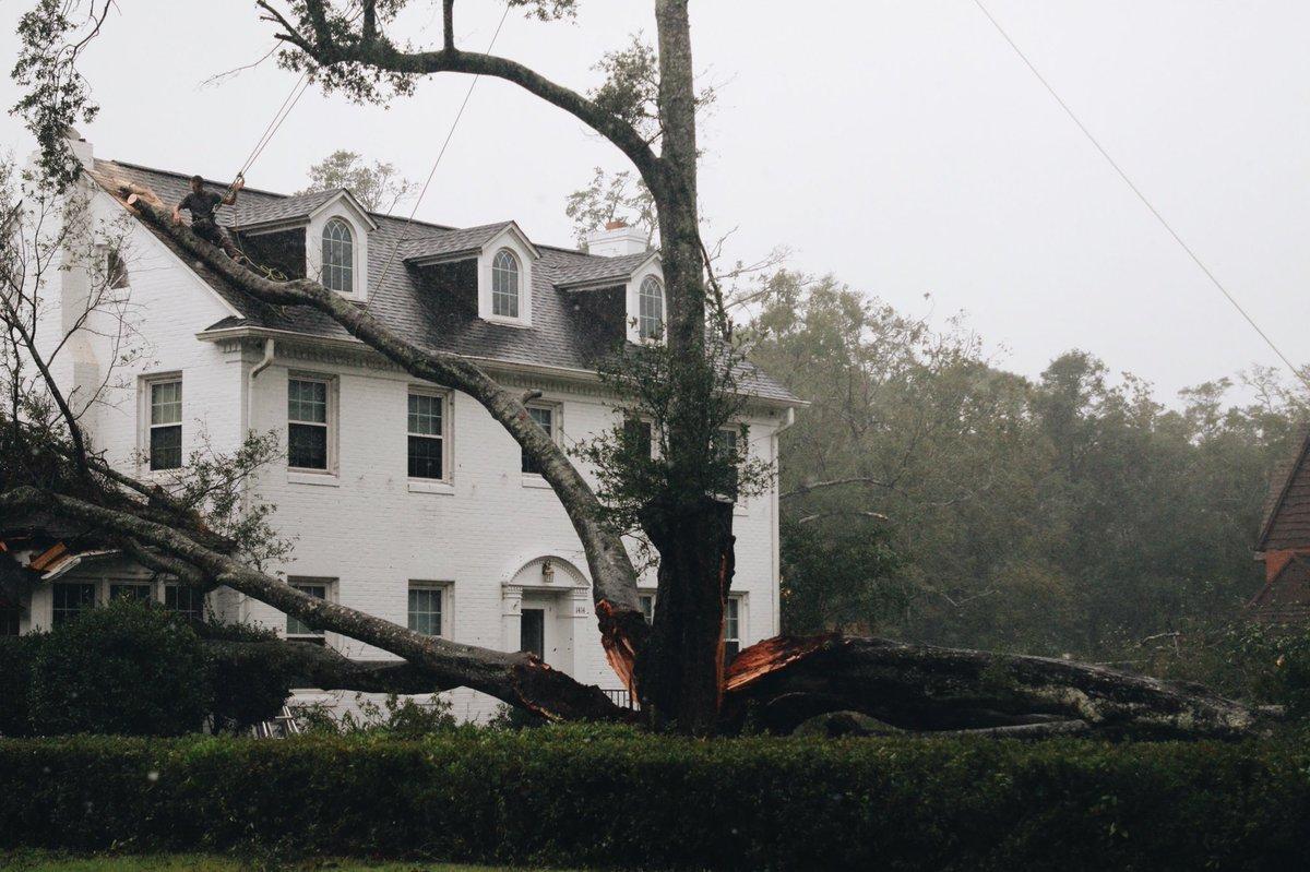 Около 140 тысяч домов остались без электричества из-за шторма во Франции
