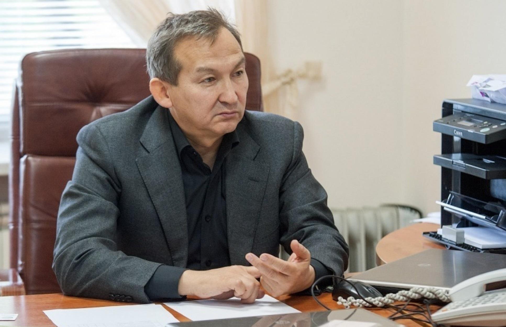 Мағбат Спанов Есеп комитетіне қызметке келді