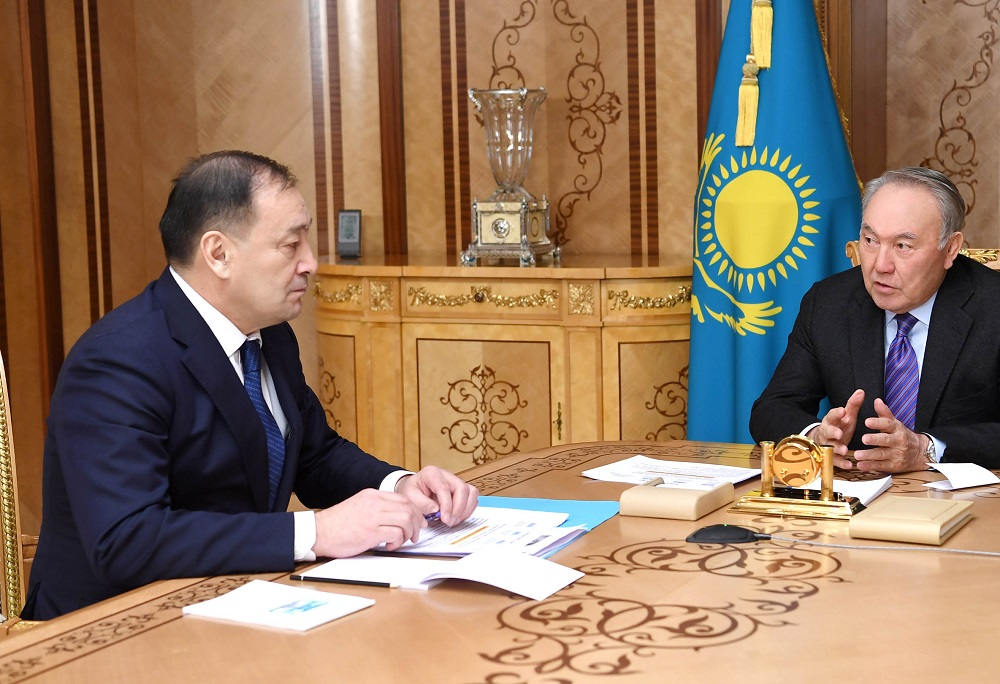Нурсултан Назарбаев поручил новому вице-премьеру Казахстана заняться реализацией соцпрограмм
