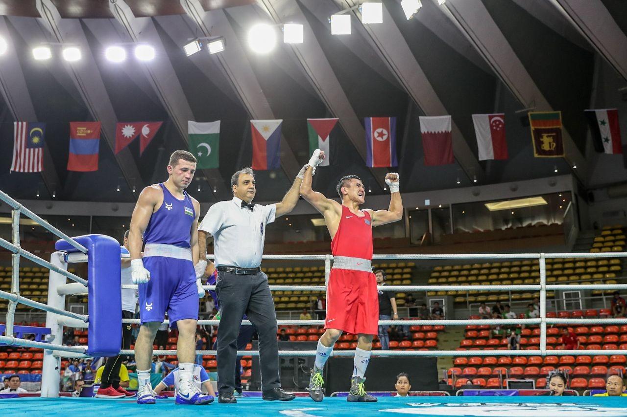 Мужская и женская команды РК гарантировали себе 11 медалей ЧА по боксу