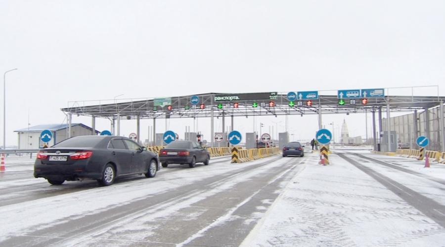 1,539 млрд тенге собрано на автобане Астана – Щучинск