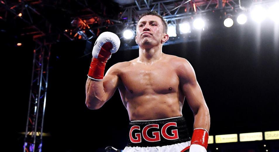 GGG обещает невероятную битву с Деревянченко