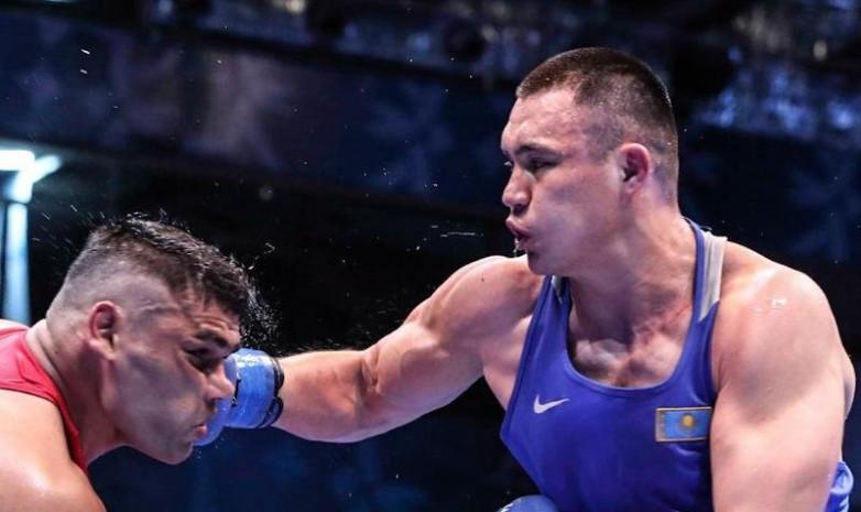 Қамшыбек Қоңқабаев: Олимпиада алтынына дейін мен әуесқой бокстан кетпеймін