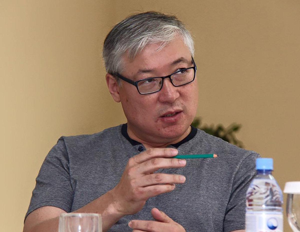 Женис Касымбек представил нового акима в Карагандинской области