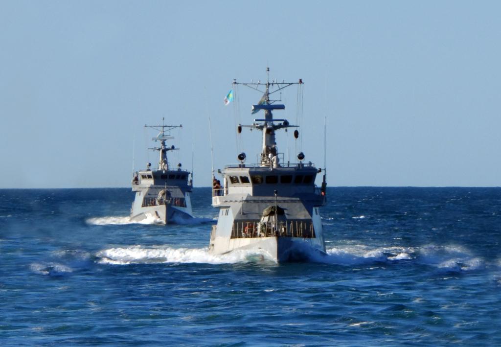 О нехватке профессиональных моряков на казахстанских судах заявили в НПП