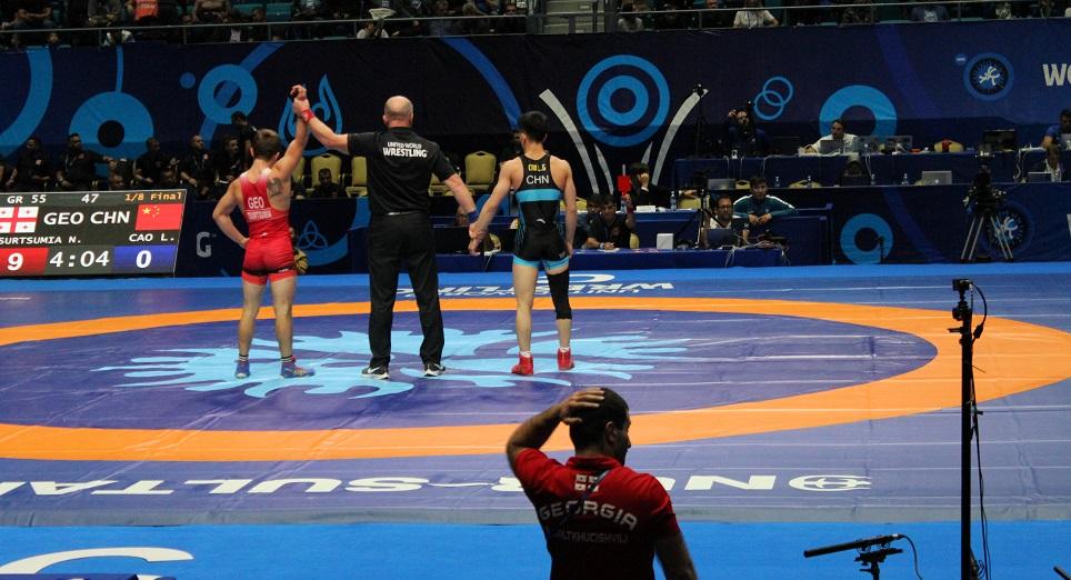 ЧМ по борьбе: у Казахстана есть шанс на две медали