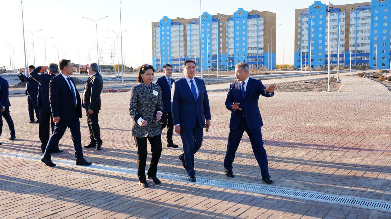 На реализацию комплексного плана развития Семея предусмотрено 260,2 млрд тенге