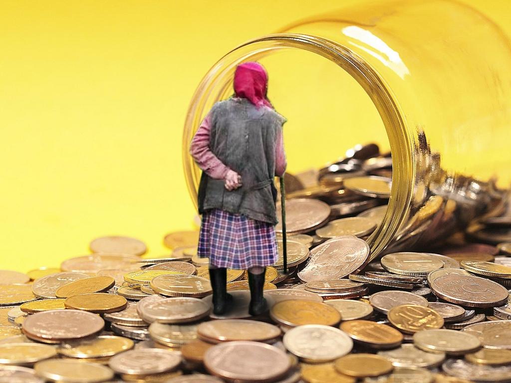 В январе 2020 года будет повышение пенсии
