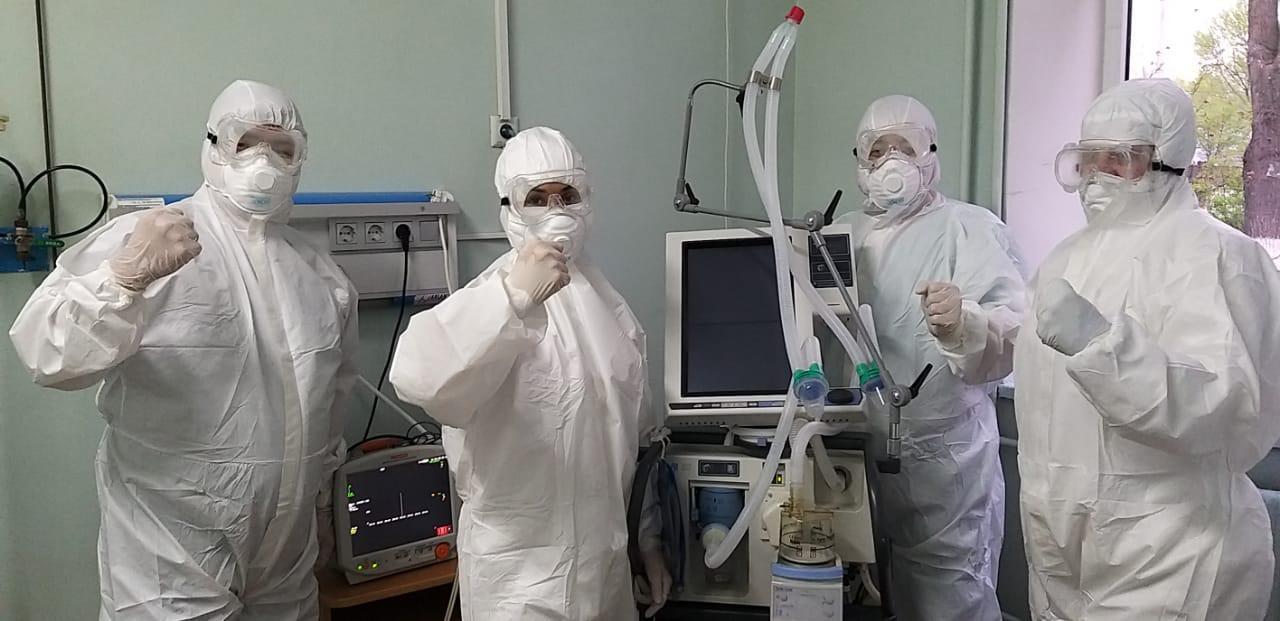 Больницы в Жамбылской области переходят на обычный режим работы