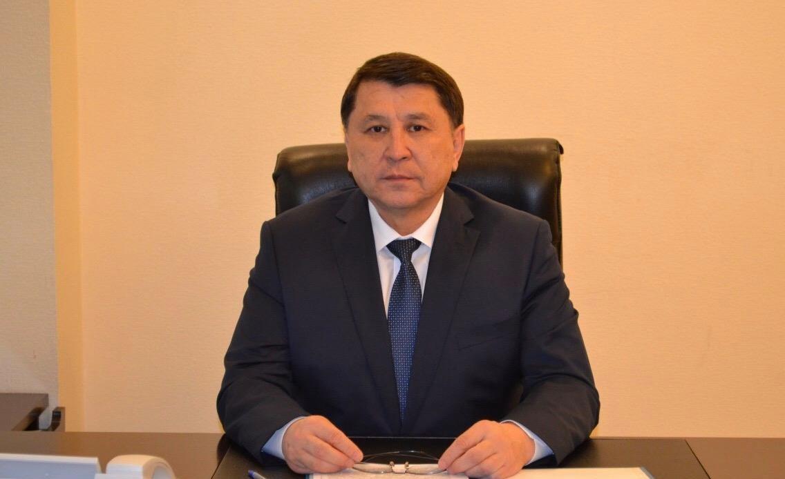 Жандарбек Бекшин назначен руководителем департамента контроля качества и безопасности товаров и услуг Алматы