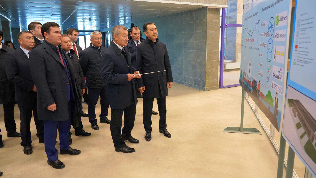 Бакытжан Сагинтаев прибыл в Восточно-Казахстанскую область для разъяснения задач послания президента РК