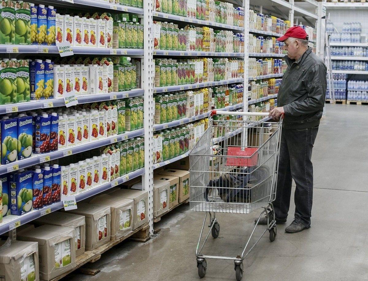 Объем розничной торговли в РК увеличился за 11 месяцев почти на 6,5%