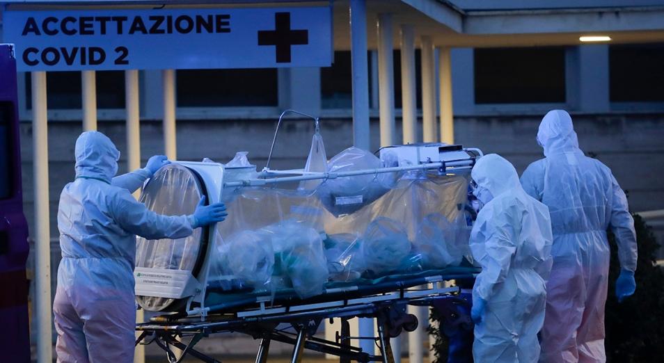 В Европе ускоряется коронавирус