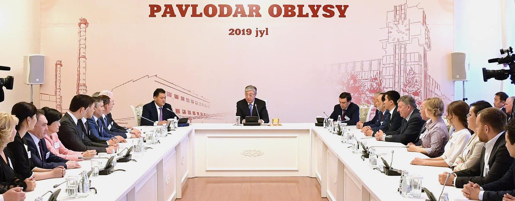 Касым-Жомарт Токаев: «Не надо вмешиваться в деятельность судов, несмотря на кажущиеся гражданам неадекватные судебные решения»