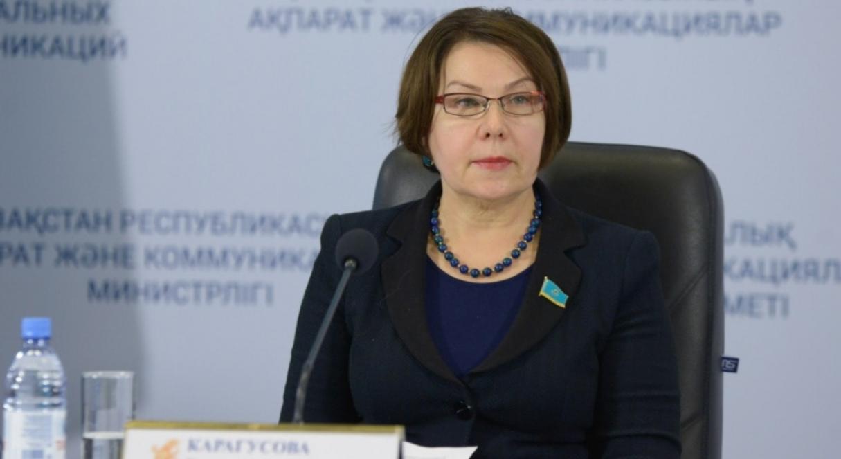 Карагусова предложила разработать программу развития аудита
