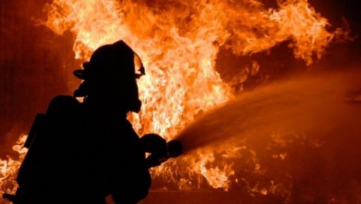 Мужчина погиб при пожаре в пятиэтажке в Талдыкоргане