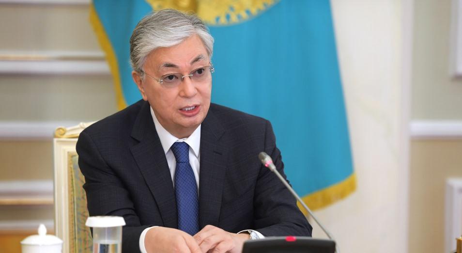 Касым-Жомарт Токаев сделал заявление по COVID-2019