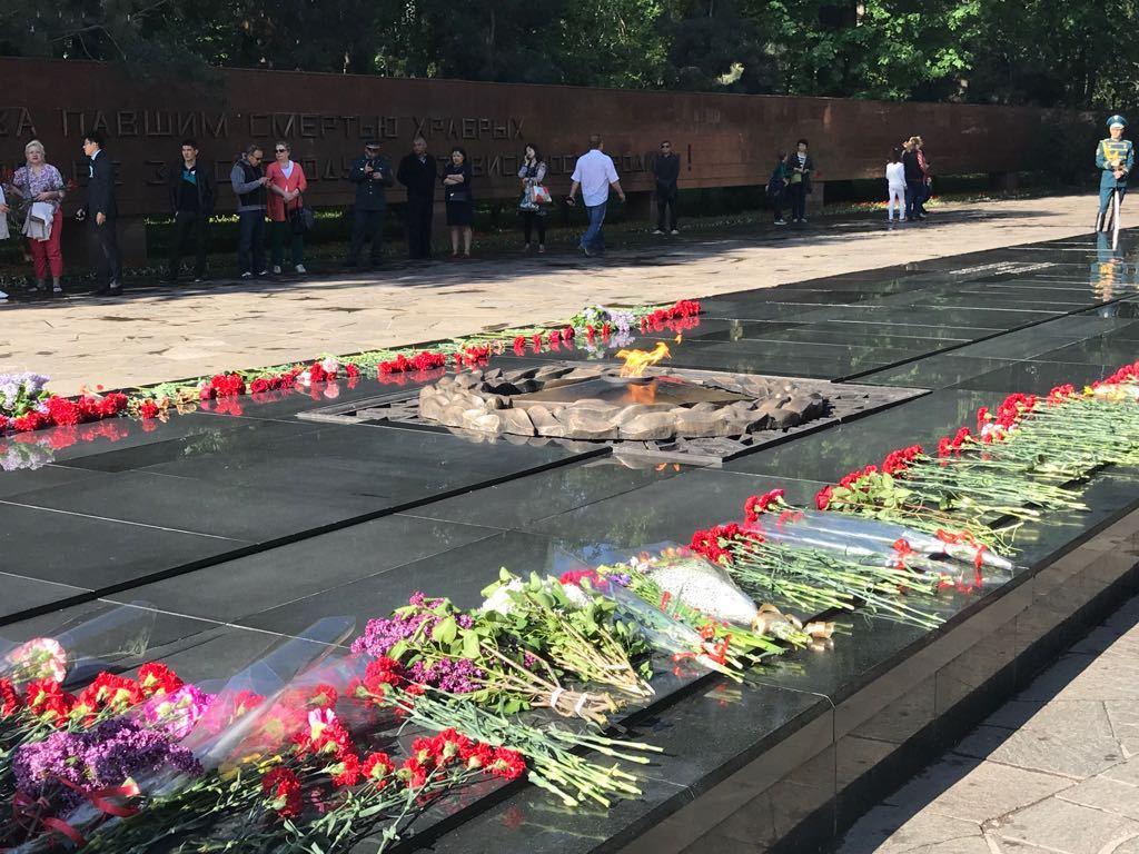 В Алматы отменили культурно-массовые мероприятия ко Дню Победы