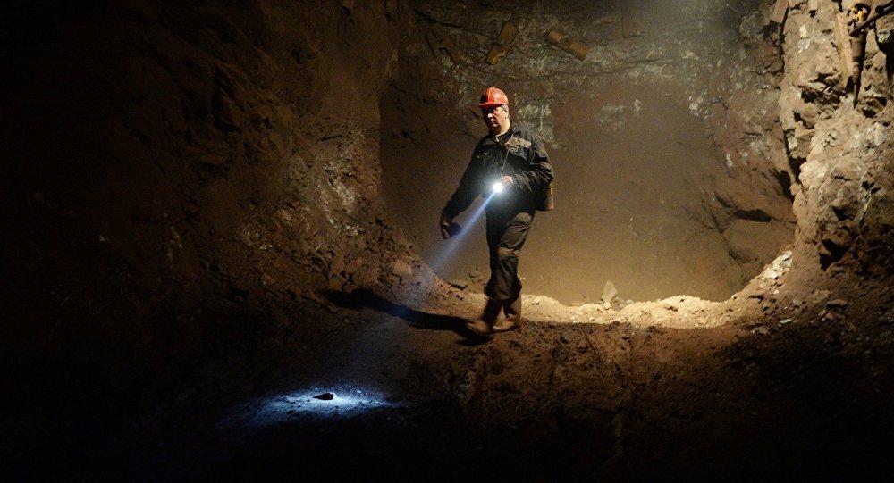 """Два старателя погибли под завалом в шахте """"Казахалтын"""" в Акмолинской области"""