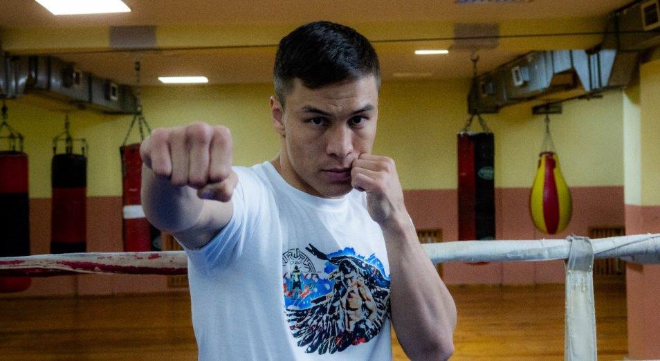 Джукембаев не оставил шансов Ларе
