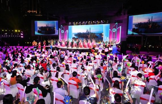 В Шанхае стартует туристический фестиваль